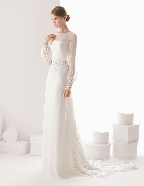 vestido noiva inverno 16