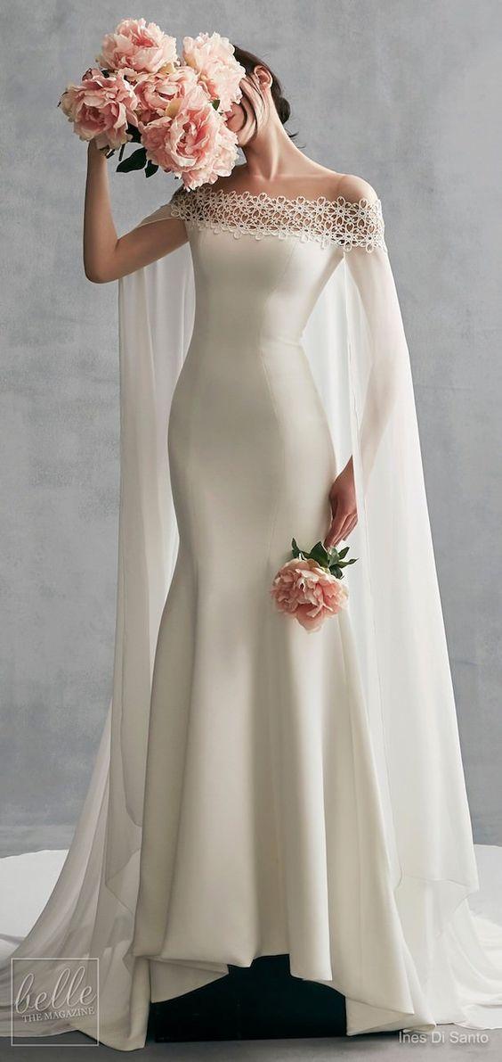 vestido noiva inverno 2