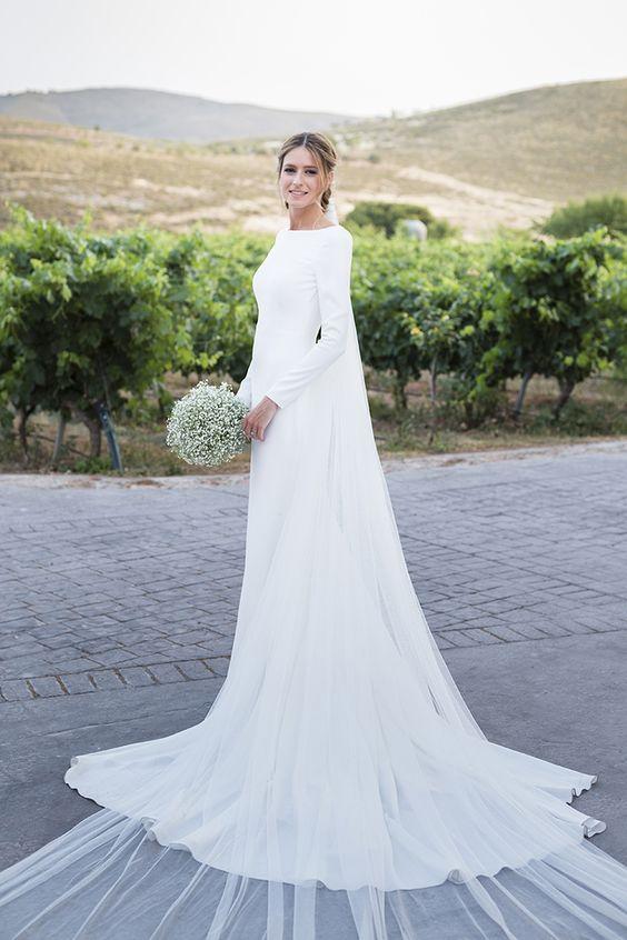 vestido noiva inverno 4