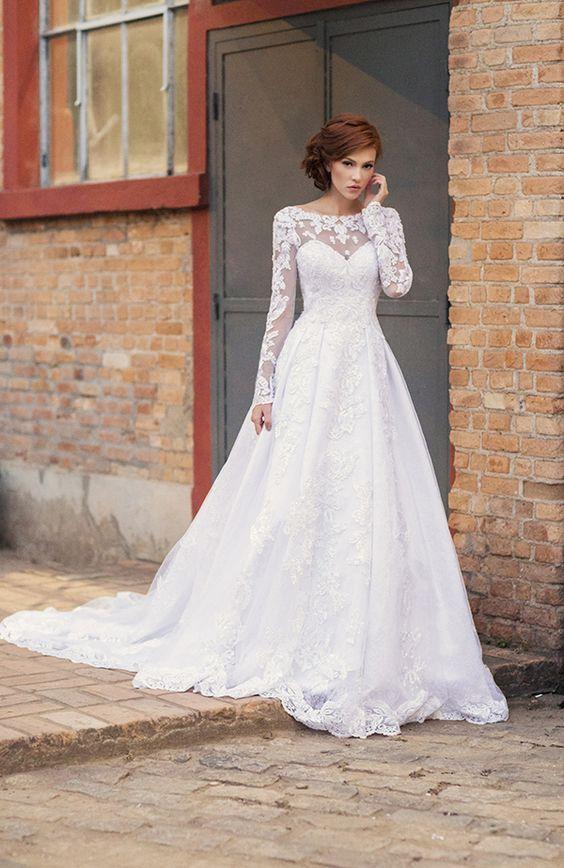 vestido noiva inverno 7