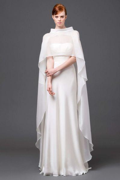 vestido noiva inverno