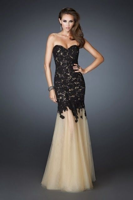 vestido noiva preto branco 3