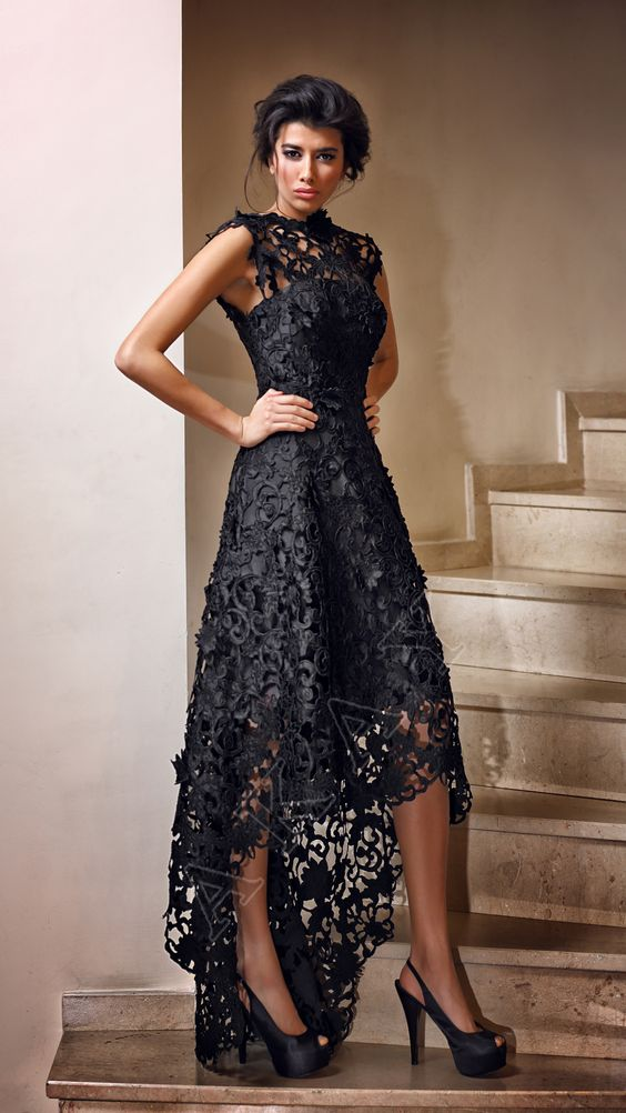 vestidos elegantes dicas modelos 5