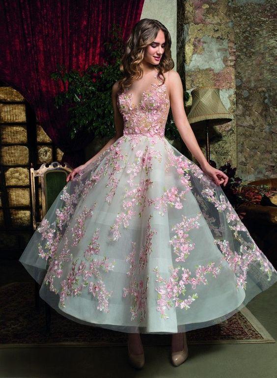 vestidos elegantes dicas modelos 6