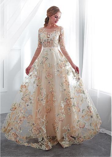 vestidos elegantes dicas modelos 7