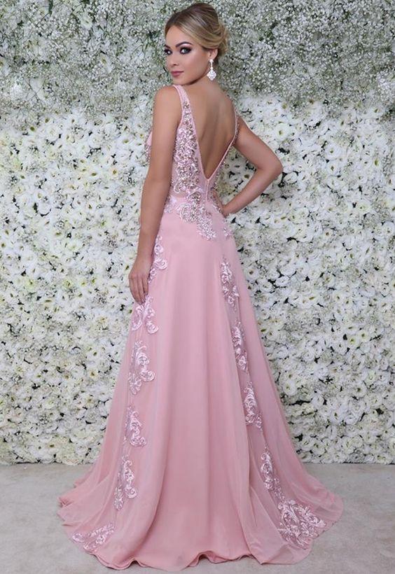 vestidos elegantes dicas modelos 9