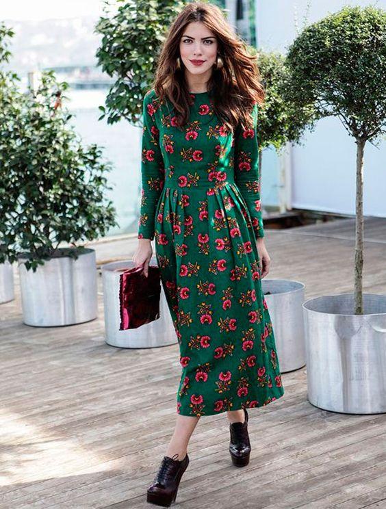 vestidos inverno tendencias 11
