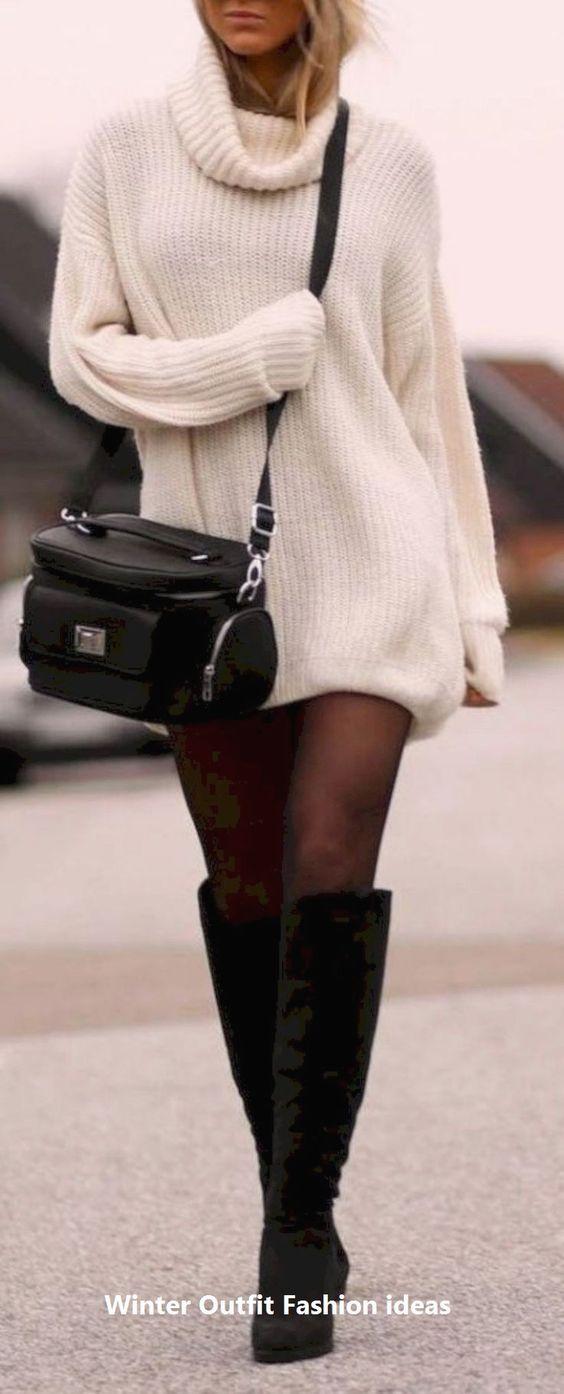 vestidos inverno tendencias 6