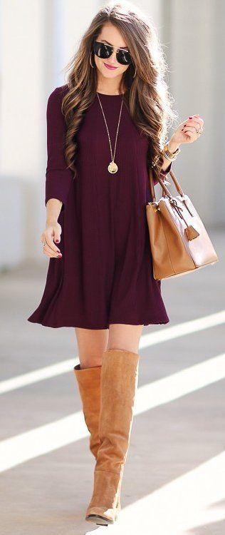 vestidos inverno tendencias 7