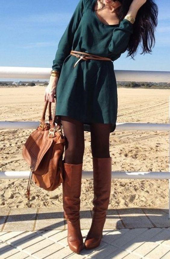 vestidos inverno tendencias 8