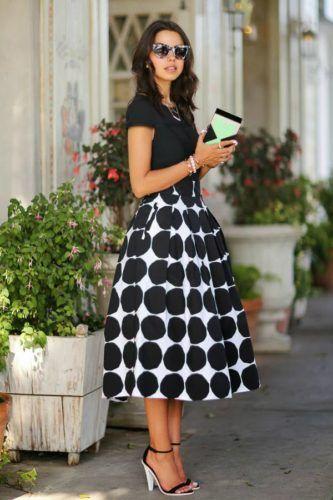 vestidos looks anos 60 7