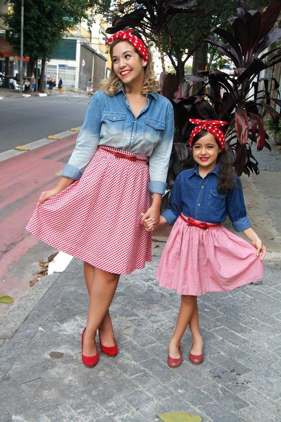 vestidos looks anos 60 8