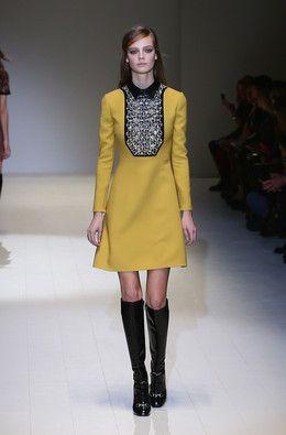 vestidos looks anos 60