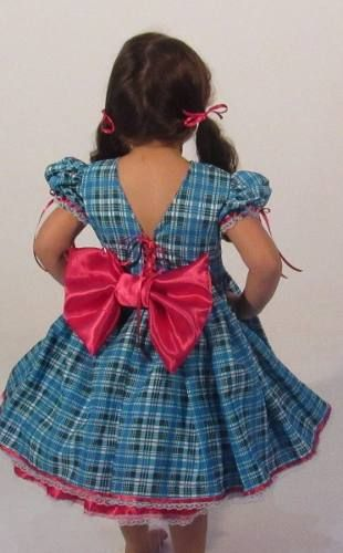 vestidos menina festa junina 5