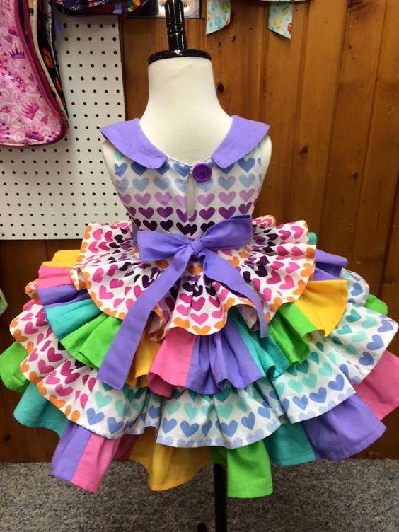 vestidos menina festa junina 6