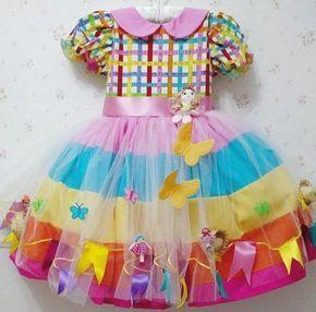 vestidos menina festa junina 9