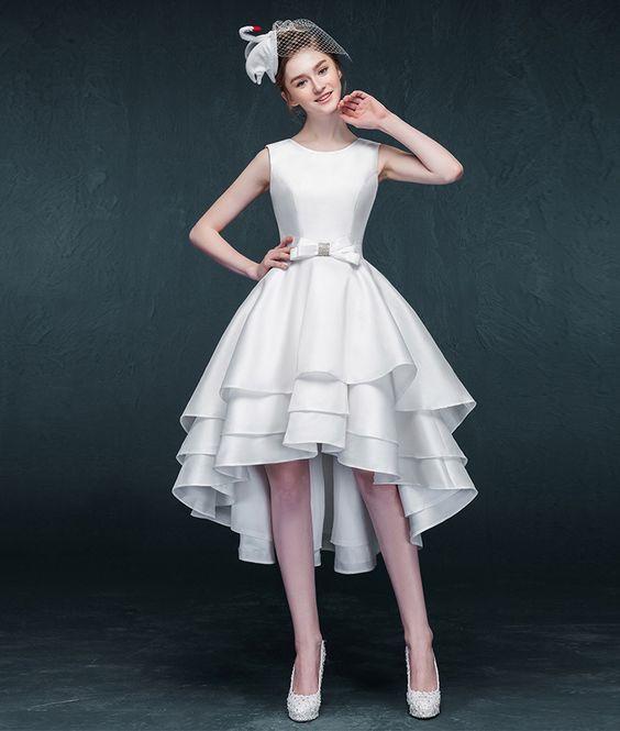vestidos noiva curtos 3