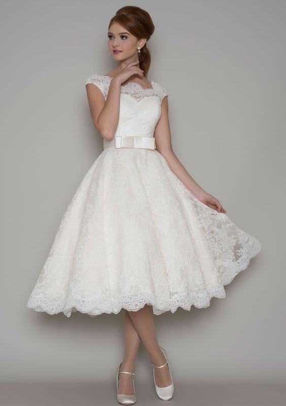 vestidos noiva curtos 4