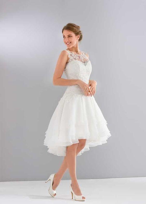 vestidos noiva curtos 6