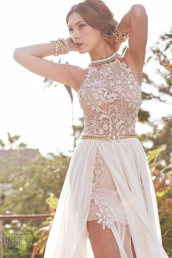vestidos noiva curtos 8