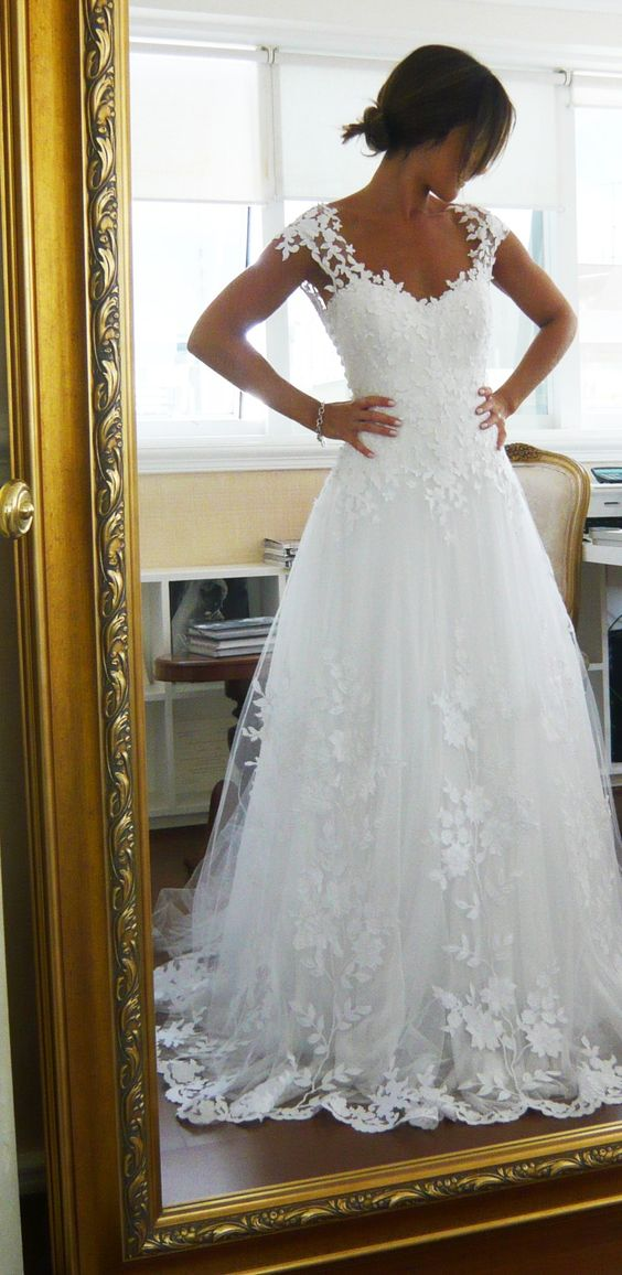 vestidos noiva dicas modelos 8 1