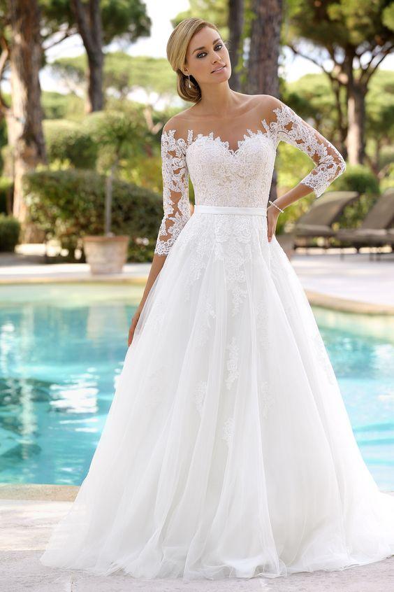 vestidos noiva dicas modelos 8