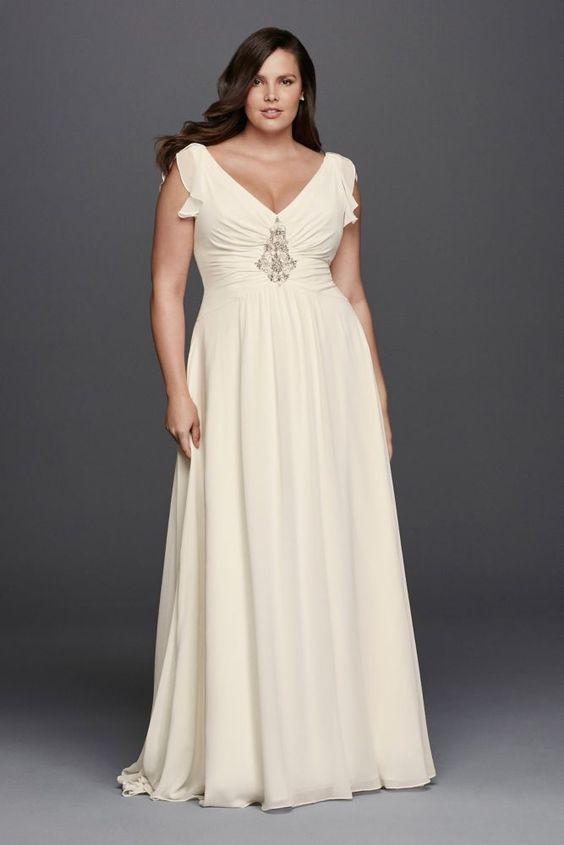 vestidos noiva plus size 1 1
