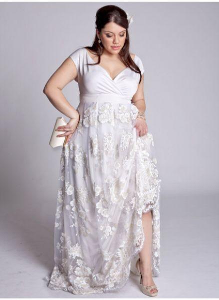 vestidos noiva plus size 4