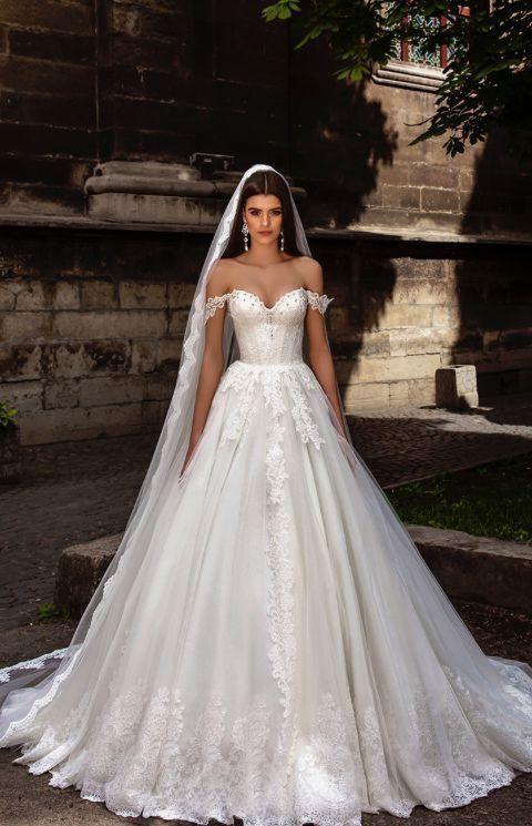 vestidos noiva romanticos 1