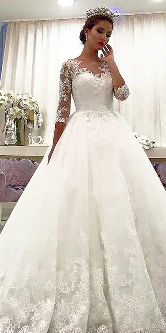 vestidos noiva romanticos 11