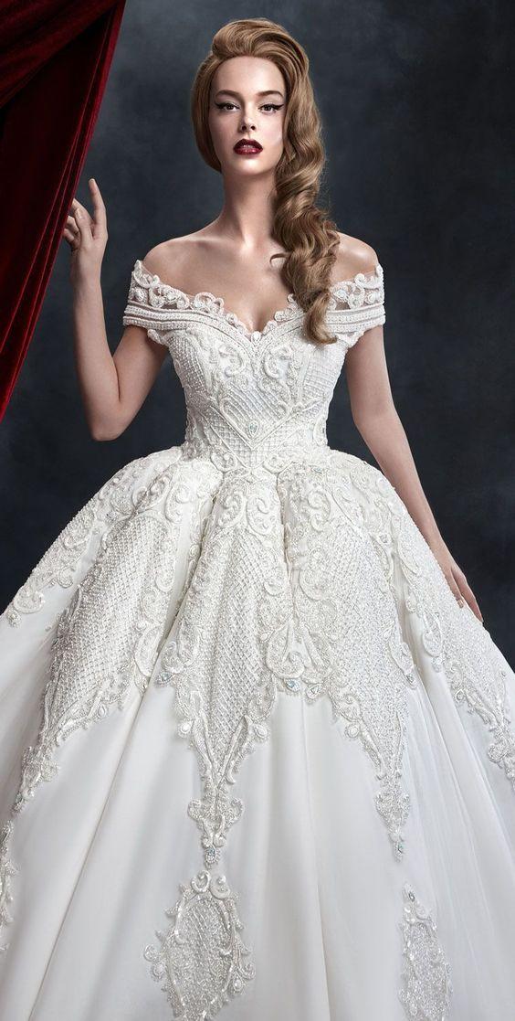 vestidos noiva romanticos 8