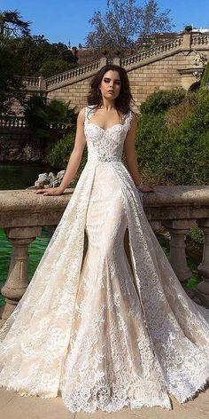 vestidos noiva romanticos