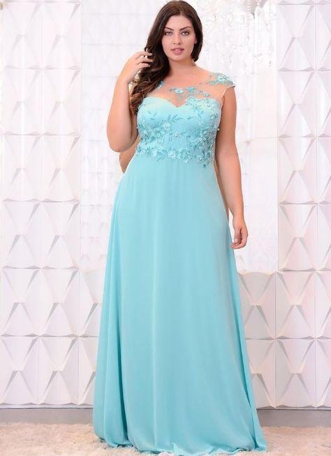vestidos para madrinha de casamento plus size 2