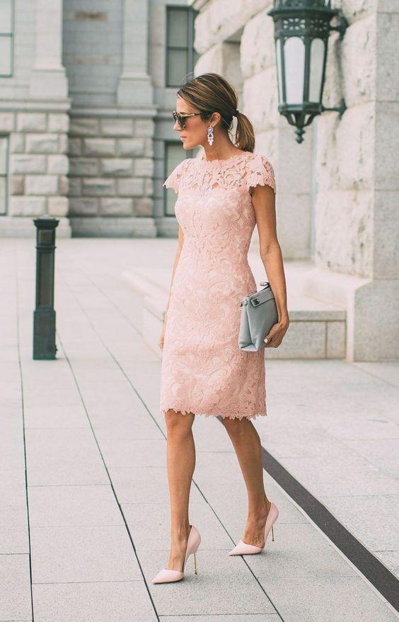 vestidos romanticos 1