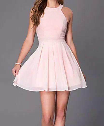 vestidos romanticos 10