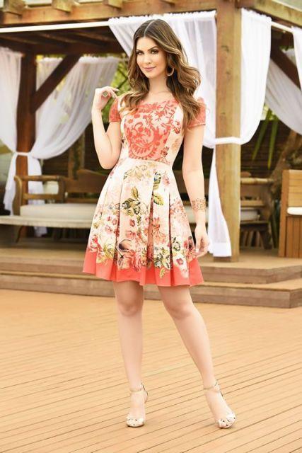 vestidos romanticos 6