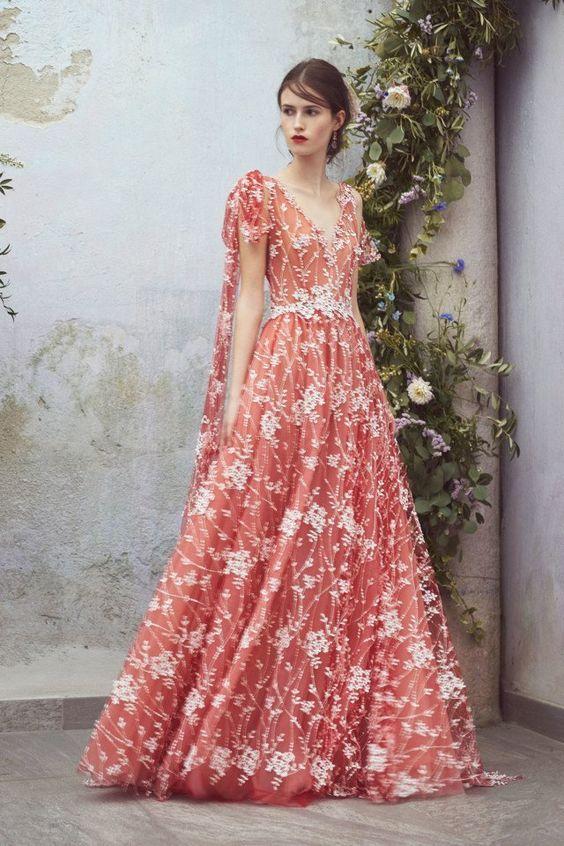 vestidos romanticos 7