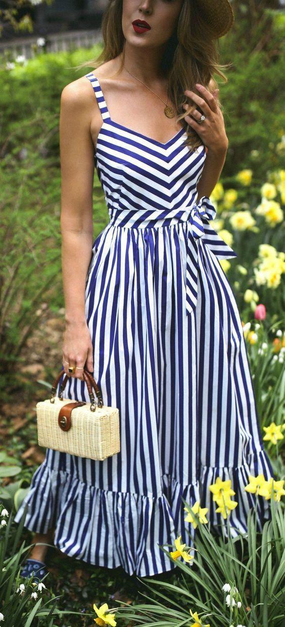 vestidos verao tendencia look 1